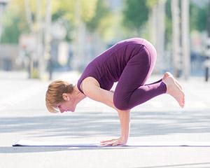 Dipl. Yoga-Lehrerin Lucia Rosner Vogel