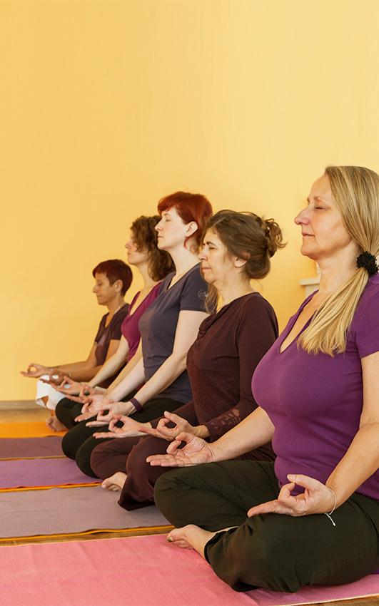 Online: Atmung & Meditation*
