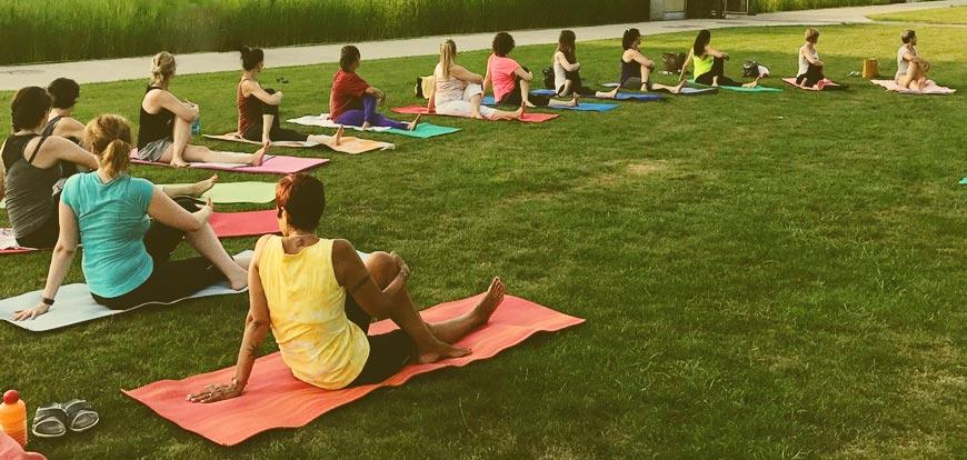Yoga-Sonntag*