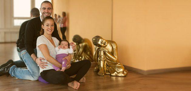 Papi/Mami – Baby Yoga*