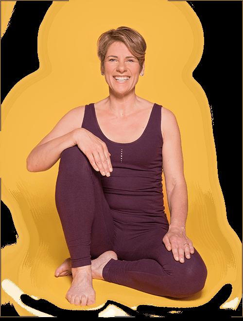 dipl. Yogalehrerin SYV/EYU Lucia Rosner Vogel
